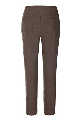Stehmann -  Pantaloni sportivi  - Attillata  - Basic - Donna espresso W46