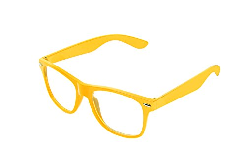 retro de soleil Boolavard vintage de Klar clear lunettes style Classique style au unisexe nerd paire lunettes Grün XX1zq
