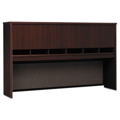 BBF Series C 72W 4 Door Hutch by Bush Business Furniture