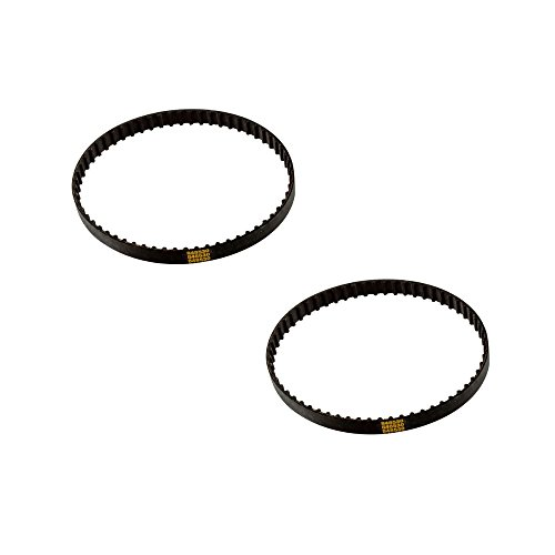 Porter Cable 351/352 Belt Sander Replacement (2 Pack) Toothed Belt # 848530-2pk