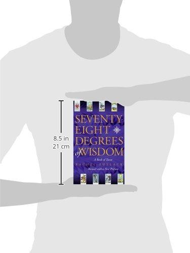 Seventy eight degrees of wisdom a book of tarot amazon seventy eight degrees of wisdom a book of tarot amazon rachel pollack 9780722535721 books fandeluxe Choice Image