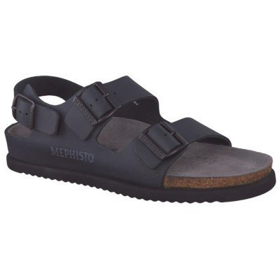 4ca0e090b7 Image Unavailable. Image not available for. Colour: Mephisto Nando Mens'  Sandal EU Size 47 Black