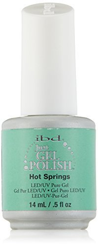 IBD Just Gel Polish Hot Springs LED and UV Pure Gel 14ml by
