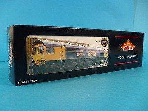 Bachmann 00 Scale 32-727 Class 66 Diesel 66701 GBRF
