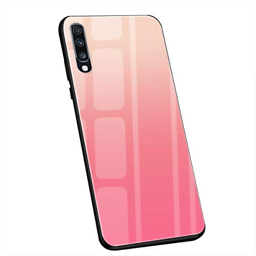 Amazon.com: Compatible with Samsung Galaxy A70,Case Tempered ...