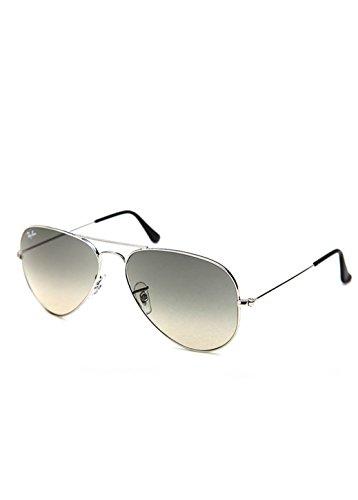 Ray-Ban RB3025 Aviator Large Metal Sunglasses, Arista Gold ...