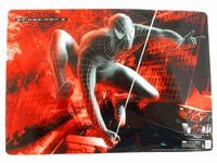Spider Man Placemat 3 (Marvel Spiderman Placemant set x 2 pcs #3)