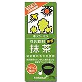 キッコーマン 豆乳飲料 抹茶 200ml×18本×2箱(36本)