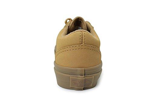 Vans Kinder Sneaker Old Skool Sneakers Jungen Light Gum/mono