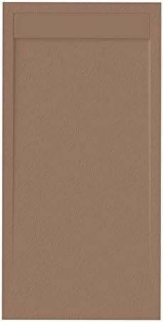 Clever Capuccino - Plato de Ducha (210 x 70 cm): Amazon.es: Hogar
