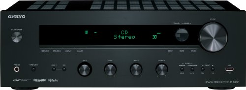 Onkyo TX-8050 Network Stereo Receiver - 8050 System