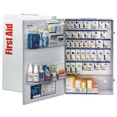 First Aid Only 200 Person Metal SmartCompliance Cabinet without Medication, XX-Large from Pac-Kit Acme United