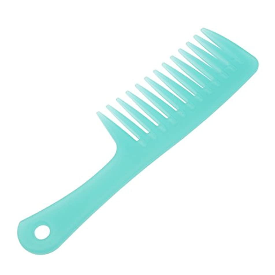 改善行き当たりばったりブルーベルPerfeclan ワイド歯ブラシ ヘアブラシ プロ ヘアーコンディション 櫛 耐熱性 帯電防止 ヘアコーム 3タイプ選べる - B