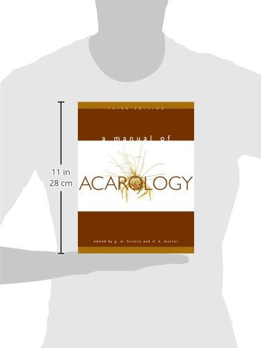 a manual of acarology third edition g w krantz d e walter rh amazon ca Acarology Books a manual of acarology krantz pdf