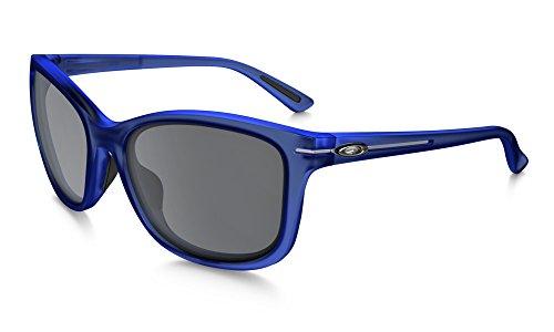 Ciclismo Azul Denim Gafas de In Oakley Sonnenbrille Drop Frosted wZq4XaX