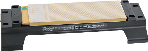 DMT WM8EF-WB 8-Inch DuoSharp Plus Bench Stone - Extra Fine/Fine With - Duosharp Dmt Bench Stone