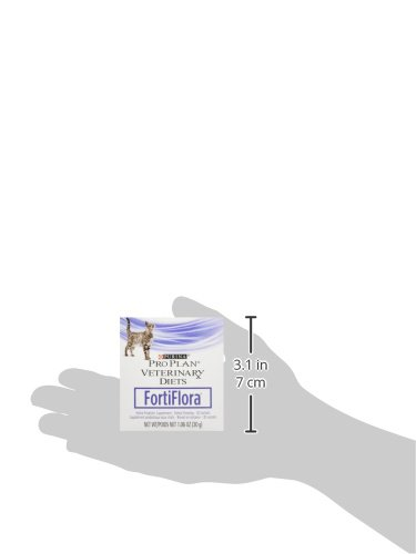 Purina Fortiflora Feline Nutritional Vitamins Supplements