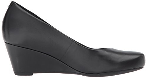 Clarks , Damen Sneaker Black Leather