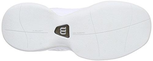 Scarpe Multicolore Nvision Donna Wh Tennis 001a white Wilson Carpet Da W xBqIWg8