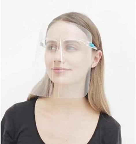 3 unidades Gafas Face Shield
