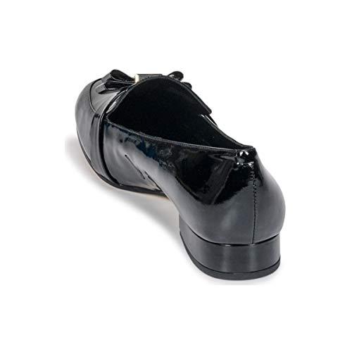 Loafer Mocassino Nero Caroline 37 Col T5WqXPS