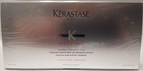 Kerastase Specifique Intensive Scalp Treatment for Unisex, 0.20 Ounce