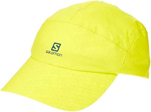 - Salomon Unisex Waterproof Cap, Sulphur Spring, One Size