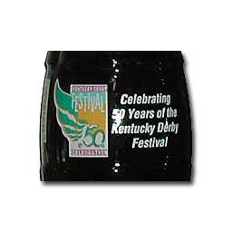 Kentucky Derby Festival Coca-Cola Bottle 2005