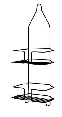 Grayline 461721, Deluxe 2 Shelf Shower Caddy, Oil Rubbed Bronze