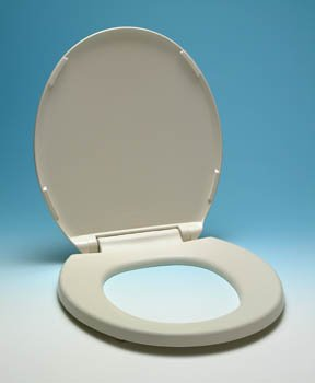 UltraTouch Heated Toilet Seat - Almond - Round Bowl by UltraTouch (Image #2)