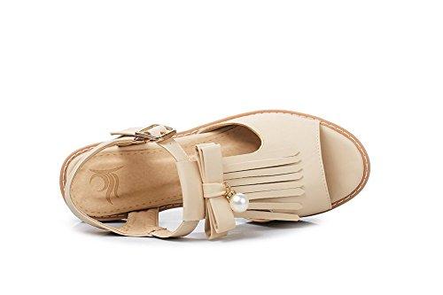 1to9 Mjs03598 Sconosciuto Apricot Ballerine Donna UPvp4