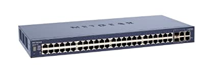 NETGEAR ProSafe FS752TS 48-Port 1U Smart Switch