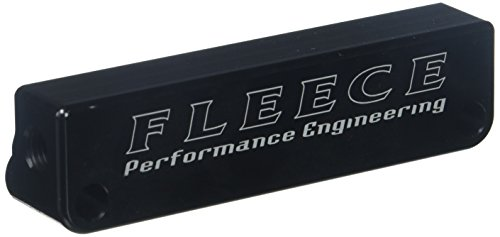 Fleece Performance Engineering FPE-FFD-RO-4G Fuel Filter Delete Compatible with 2010-2018 Dodge Cummins Diesel 6.7L