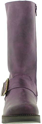Boots Calf Hyde Purple Leather Oak Coast Womens amp; Mid XwPcBnqx0S