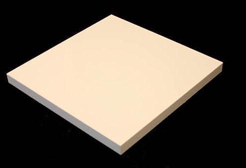 Tischplatte weiß hochglanz  Amazon.de: Tischplatte Holz Tisch Platte Weiß Hochglanz HPL 70x70