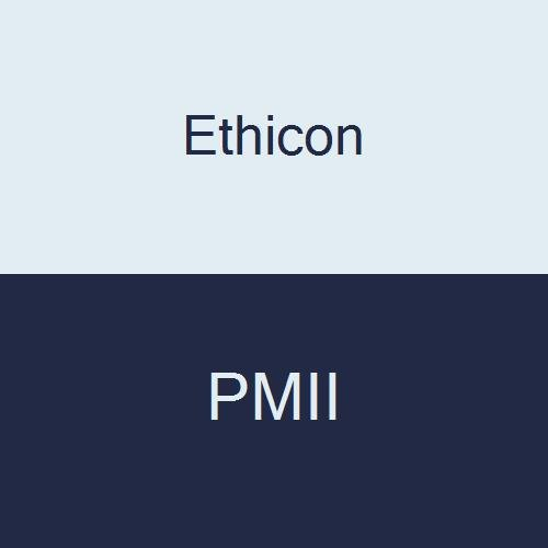 Ethicon PMII PROLENE Polypropylene Surgical Mesh, Rectangle, 3'' Width x 6'' Length (Pack of 6)