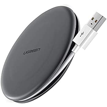 Amazon.com: UGREEN 10W Wireless Charger QI Fast Charging Pad ...