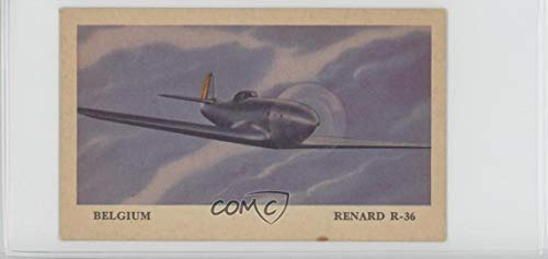 Renard R.36 Ungraded COMC Good to VG-EX (Trading Card) 1940 Tydol Aeroplane Series - [Base] #15
