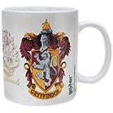 Harry Potter (Hogwarts Crest) - MG22060 - Tasse/Gobelet Harry Potter (Gryffindor Crest) - 11oz - multicolour