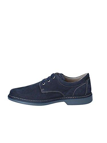Enval 1202733 Lace-Up Heels Man Blau
