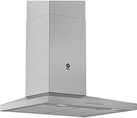 Balay 3BC667EX - Campana (730 m³/h, Canalizado/Recirculación, A, A, C, 65 dB): Amazon.es: Grandes electrodomésticos