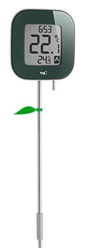 TFA Dostmann digitales Gartenthermometer Fiora 30.2029.04