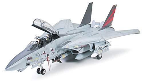 Tamiya 60313 1/32 F-14A Tomcat Black Knights Plastic Model Airplane Kit