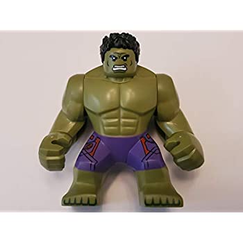 Lego Marvel Super Heroes 5000022 The Hulk Minifigure New In Factory Sealed Bag