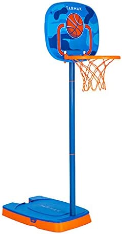 バスケットボールは子供がバスケットバスケットボールリムーバブルバスケットラック持ち上げることができるラックバックボード屋内屋外玩具ラック