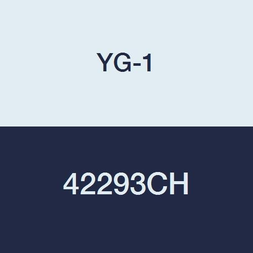 3//16 Hardslick Finish YG-1 42293CH HSSCo8 Ball Nose End Mill Extended Length 2 Flute 2-11//16 Length