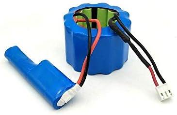 AA 2500mAh pour Midea 18V Batterie U5-L021C U3-L021D robot aspirateur