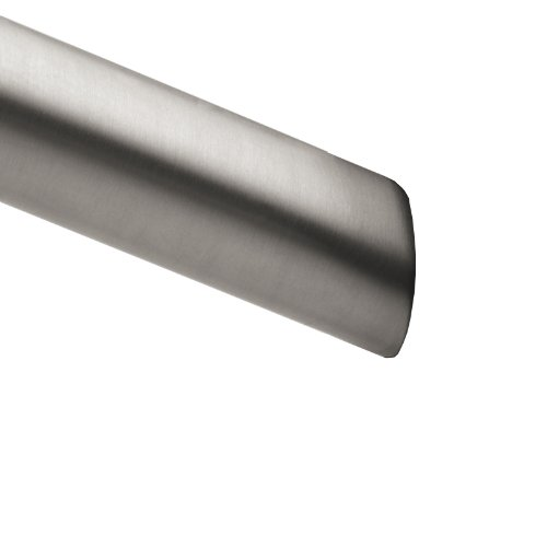 Moen Curved Shower Rod, 5', Brushed Nickel ()