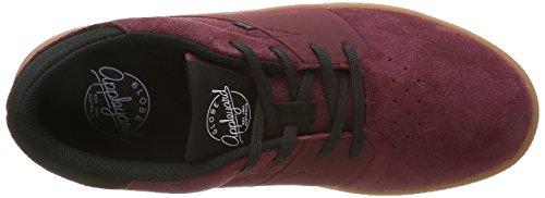 Gum Mahalo Sneaker Basse Rosso Uomo Globe SG Burgundy AR0nzq