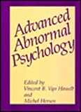 Advanced Abnormal Psychology, , 0306445476